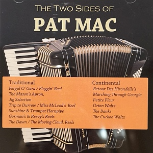 The Two Sides Of Pat Mac