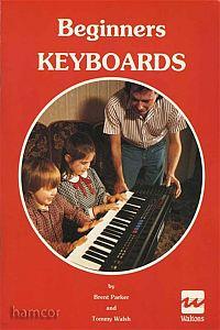Beginners Keyboards - Book One