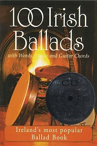 100 Irish Ballads- Vol 1 - Cd Ed