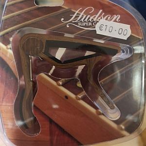 Hudson- Super Capo- Darkwood