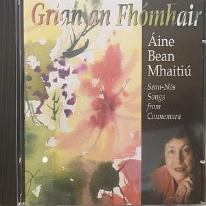 Aine Bean Mhaitiu - Grain An Fhomair