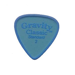 Guitar Plec - Gravity - 2mm M
