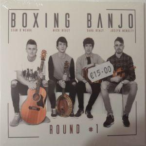 Boxing Banjo -  Round #1