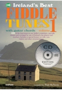 110 Irelands Best- Fiddle Tunes- Cd Ed