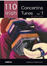 110 Irish - Concertina - No Cd