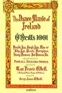 Dance Music Of Ireland - O Neills 1001