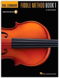 Fiddle Method- Hal Leonard - Book 1