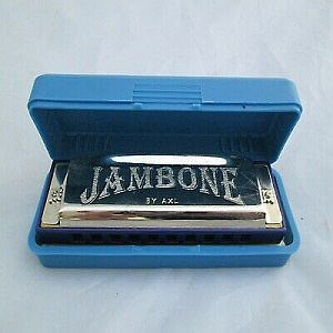 Mouth Organ - Jambone - D