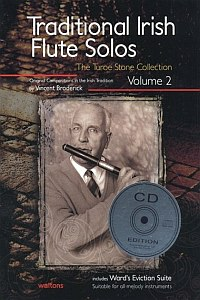 Traditional Irish Flute Solos V2- Cd Ed