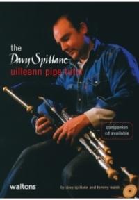 Uilleann Pipe Tutor- Davy Spillane-no Cd