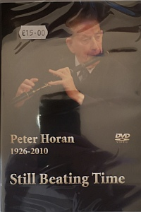 Peter Horan - Still Beating Time Dvd
