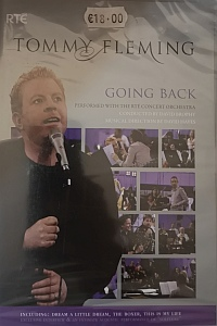 Tommy Fleming - Going Back Dvd