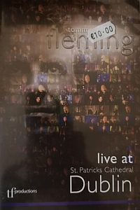 Tommy Fleming- Live At St Pats Dvd