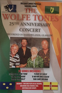 The Wolfe Tones-25th Anniversary Concert