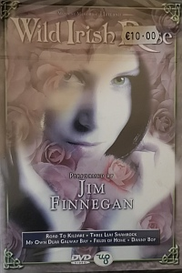 Jim Finnegan -  Wild Irish Rose Dvd