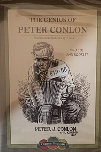 The Genius Of Peter Conlon Cds