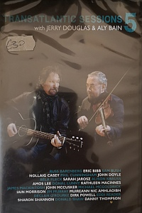 Transatlantic Sessions 5 Dvd