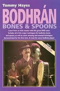 Tommy Hayes- Bodhran Bones&spoons Dvd