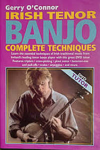 Gerry O Connor - Irish Tenor Banjo Dvd