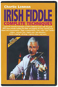 Charlie Lennon - Irish Fiddle Dvd