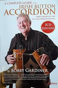 Irish Button Accordion - Bobby Gardiner