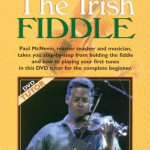 Paul Mc Nevin - The Irish Fiddle Dvd
