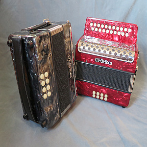 Accordion - Mcbrides