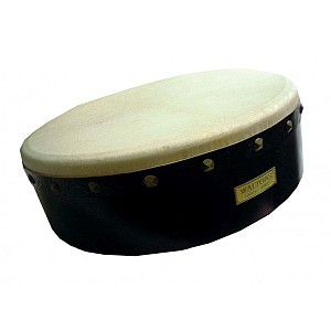 "Bodhran - Waltons - 18"" Tuneable Black"