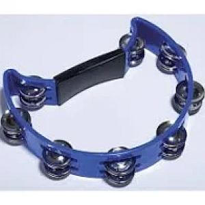 Tambourine - Blue