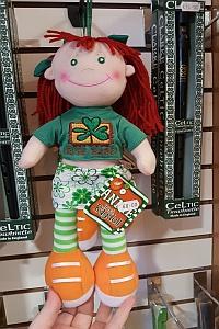 Annie Irish Ragdoll