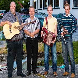 Marcus Hernon & Sons With Don Stiffe