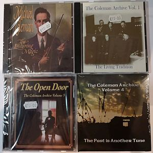 Coleman Music Cd Offer 1