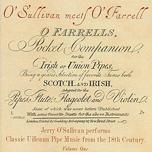 O Sullivan Meets O Farrell - Volume 1