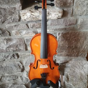 Fiddle- Valencia - 4/4 Inc Case (black)