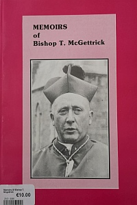 Memoirs Of Bishop T. Mcgettrick