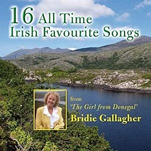 Bridie Gallagher - 16 All Time Irish Fav