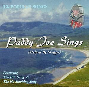 Paddy Joe - Sings