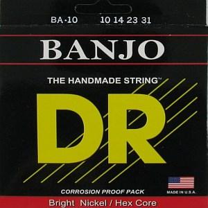 Banjo Strings- Dr Banjo- Hex Core