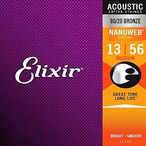 Guitar Strings- Elixir- Acoustic
