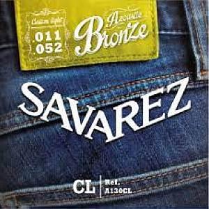 Guitar Strings- Savarez- Bronze