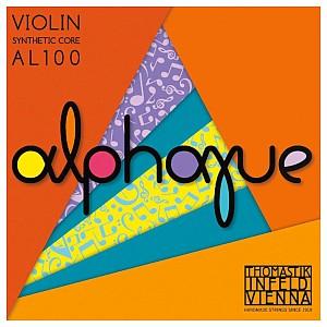 Violin Strings- Alphague- Full Set