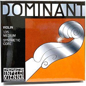Violin Strings- Dominant- Fullset- 3/4