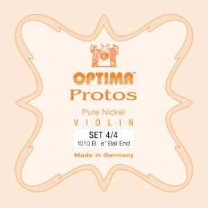 Violin Strings- Optima - Full Set- Ball